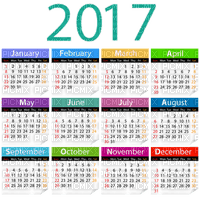 Kaz_Creations Calendar 2017