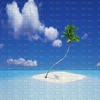 beach island summer