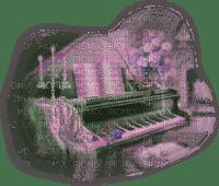 fond piano