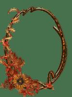 frame autumn---frame höst-oval-minou52