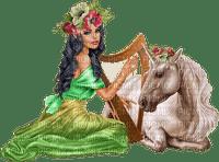 femme licorne woman unicorn fantasy