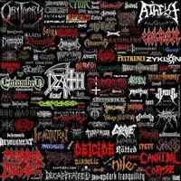 text letter bands music band heavy metal fond background black