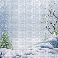 hiver paysage_Winter landscape