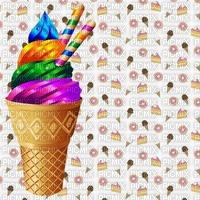 image encre couleur la crème glacée été bon anniversaire edited by me