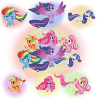 Mlp,Rainbow Power