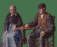 couple -grandmother -Nitsa P