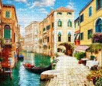 paysage, Venise, fond,Pelageya