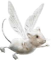 fairy tale mouse maus animal fantasy white tube