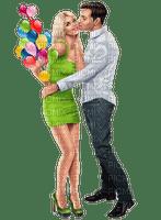 anniversaire, couple, le soir, un rendez-vous,visage,amour,love, printemps,deko,tube,adam64
