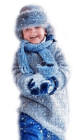 enfant hiver child winter