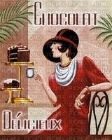 Art Deco woman bp