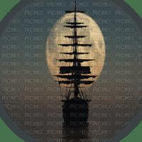 GHOSTSHIP MOON  gothique bateau lune