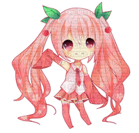 chibi miku sakura