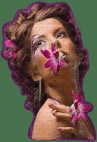 portrait de femme maquillée.cheyenne63
