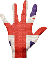 england uk Angleterre United Kingdom  flag flagge drapeau deco tube  football soccer fußball sports sport sportif hand