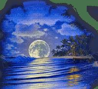 night moon paradies nuit lune