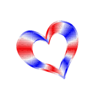 Kaz_Creations America 4th July Independance Day American Heart