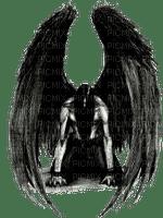 male noir ange dark angel men