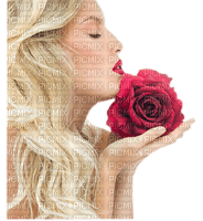 Kaz_Creations Woman Femme Flowers