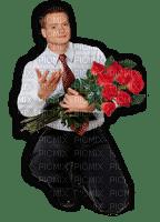 Kaz_Creations Man Homme Flowers Deco