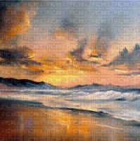 Rena Pastell Hintergrund Meer Strand