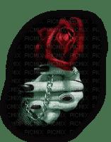 gothic rose laurachan