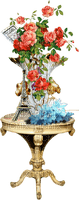 bord och blommor---table and flowers--deco