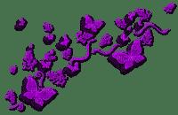 Butterflies.Purple