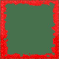 Transparent Wave Background~Red©Esme4eva2015