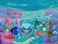 image encre le monde de Nemo Disney edited by me