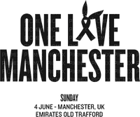 Kaz_Creations Logo One Love Manchester