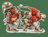 Weihnachten, Zwerge, Elfen
