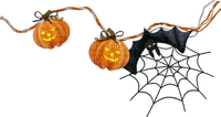 halloween deco border