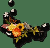 automne fleurs deco autumn