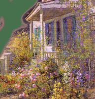 summer garden house êtê maison  jardin