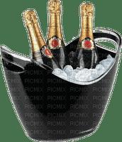 champagne-happy Birthday-joyeux anniversaire