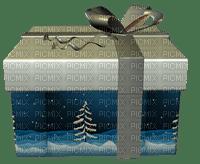 _Noël cadeau décoration_tube Christmas gift decoration