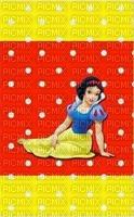 image encre color effet à pois  Disney edited by me