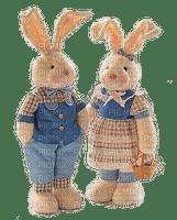Bunnies.Rabbits.Lapins.Conejos.Toy.jouet.Peluche.Easter.Pâques.Pascua.couple.Victoriabea