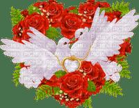 Kaz_Creations Deco Wedding Flowers Doves