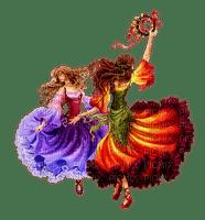 woman gypsy  femme gitane