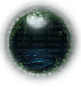 circle frame overlay