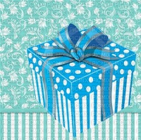 image encre color effet à pois cadeau bon anniversaire  edited by me