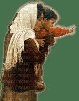 Rena Woman Vintage Child Frau Kind