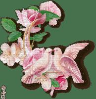 flower-doves-pink