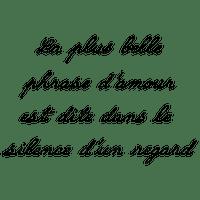 Phrase d'amour.texte.Love.Victoriabea