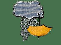 nuage pluie parapluie