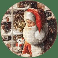 CHrISTMAS WINDOW santa  fenetre noel