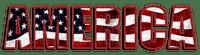 Kaz_Creations Logo Text America