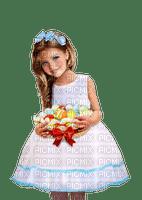 flicka-barn-påsk
